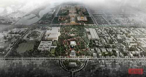 北京在2050 —— 一个中国建筑师的生态化畅想 - 《新知客》杂志 - 新知客