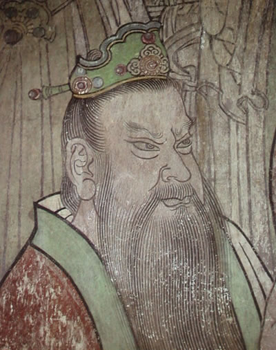 传世经典 永乐宫壁画 - 天高.我翔 - 艺术世界