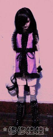 小修终于有裤子穿了~~ - wawaxiuya - *鬼娃娃*修丫