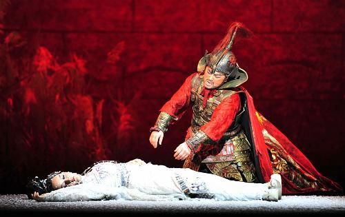 第九届中国艺术节中央歌剧院获第13届文华大奖 - dxyuan - 歌剧灵魂