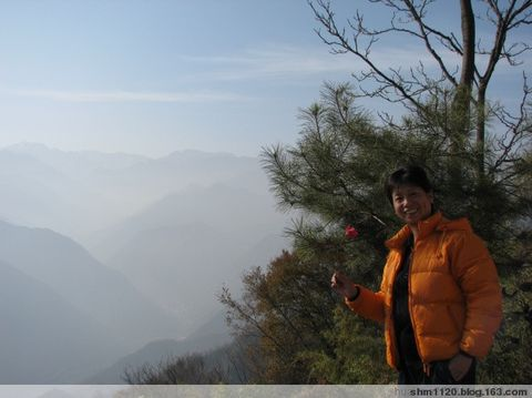 秦岭圭峰山游记 - 红梅 - 红梅的博客
