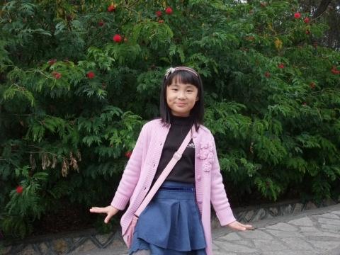 """自如阿姨说:""""亭亭玉立"""" - ruoling2001 - 家有读书女--袋鼠"""