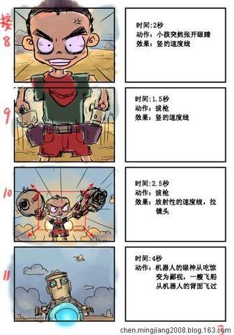 可怕和可爱 - 白客二世 - Mingjiang