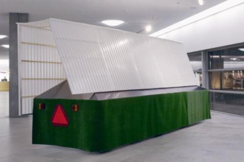 瑞典当代艺术展作品赏 - 五线空间 - 五线空间陶瓷家饰