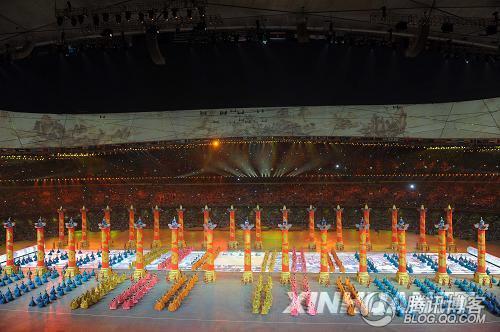 """北京奥运会开幕式上""""好色""""的张导演  - 羔羊 - 雾珠中的羔羊"""