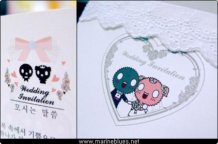 可爱的卡通婚礼 - 麦咪和熊熊 - 麦咪和熊熊.Yalloe