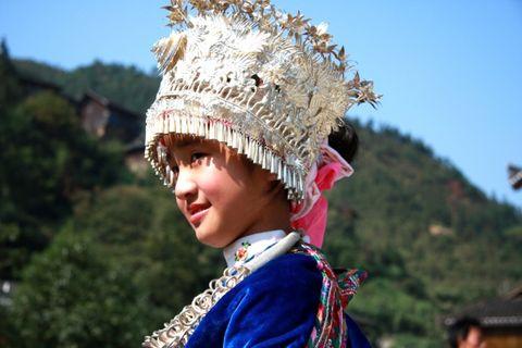 谁说中国不美丽 - 天使爱蔚蓝 - 丢失在现代的古代少女
