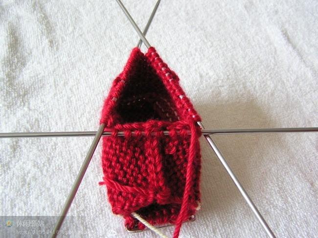毛线虎头鞋织法 - 停留 - 停留编织博客