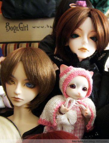 09年农历年初七[人日]的娃聚 - GABRIELLU - 加百列~我的天使