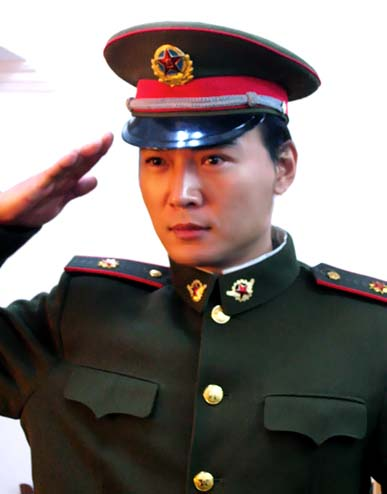 軍裝照 - 焦恩俊 - 焦恩俊的博客