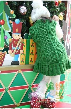 韩国裙子------分片织法 - chenyahui1979 - chenyahui1979的博客