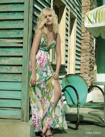 Sasha Pivovarova for Americana Manhasset Lookbook - FreshBoy - FreshBoys Park