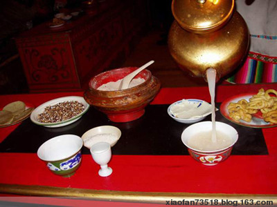 [编辑]蒙古奶茶 - ヾ潇潇ヾ  - 潇潇紫梦园