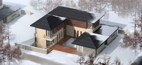 欧式建筑建筑设计