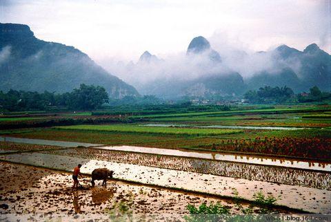 遗落在山村的爱情 - 江河海 - 江河海的博客