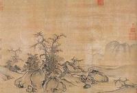中国水墨山水画的皴法 - 天涯海角 - 天涯博长空 海角客满堂