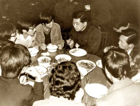 总书记手迹及年青照  - 无法无天 - 19760320qiu 的博客