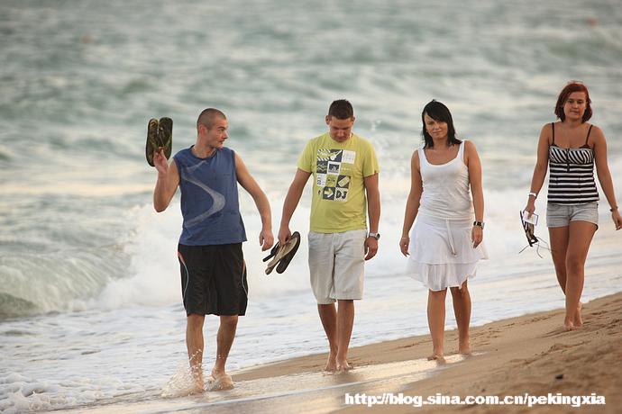 【实拍】黑海之滨的弄潮儿(组图36张)