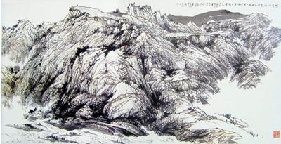 2008年8月20日清华大学美术学院绘画系学生写生作品展-------《走进自然》 - 卢晓波 - 卢晓波的博客