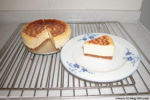 大理石芝士蛋糕 - cheary - 爱烹饪、爱生活、更爱我的家
