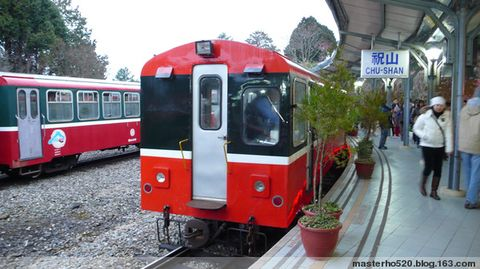 阿里山五奇一鐵路、森林、雲海、日出、晚霞 - masterho520 - masterho520的博客