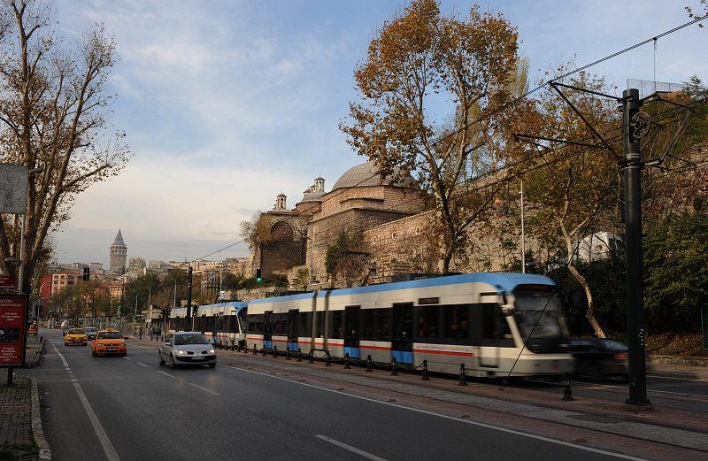 伊斯坦布尔的一天 - 西樱 - 走马观景