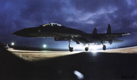 中国国产歼11比原型苏-27战力提高50(编辑转发) - 文静 - 文静的博客