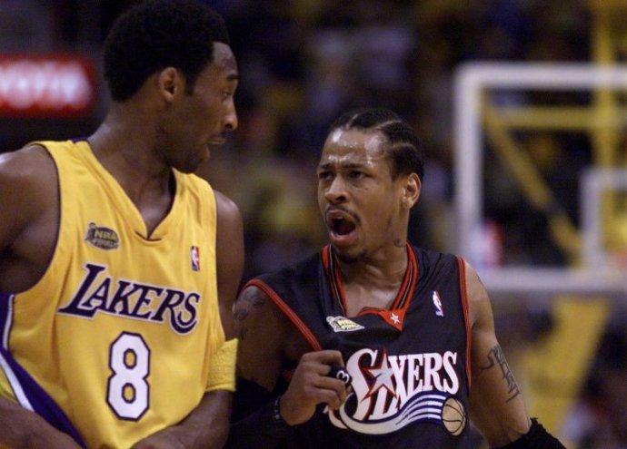 艾弗森14年NBA峥嵘岁月中的40大经典瞬间(图