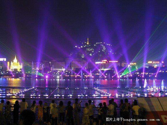 水中花超震撼,令人窒息的柳州! - 冷风 - 冷风:独立地产评论