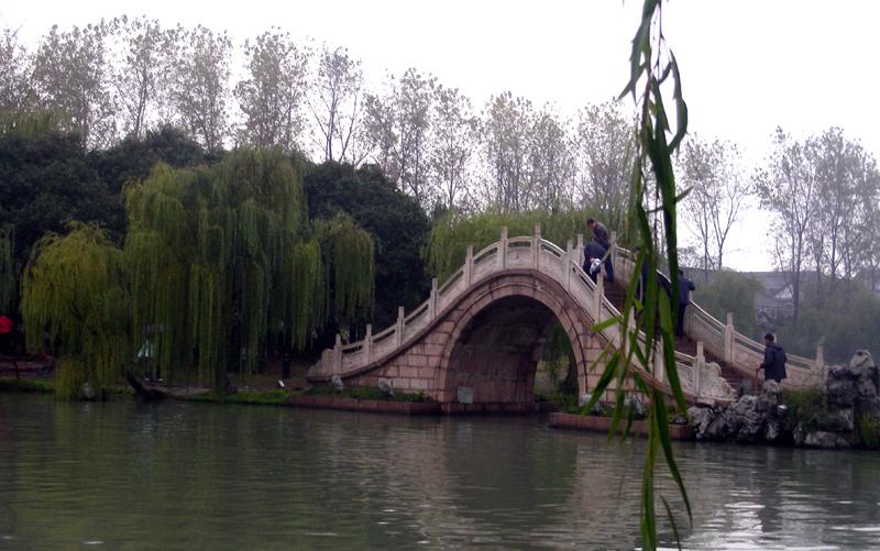 """答蔚岚先生关于""""二十四桥""""之问 - 语溪子 - 语溪子的博客"""