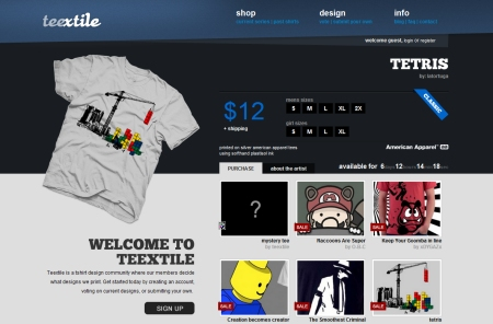 设计精美的电子商务网站 - 何泛泛 - 何泛泛|IT独唱团
