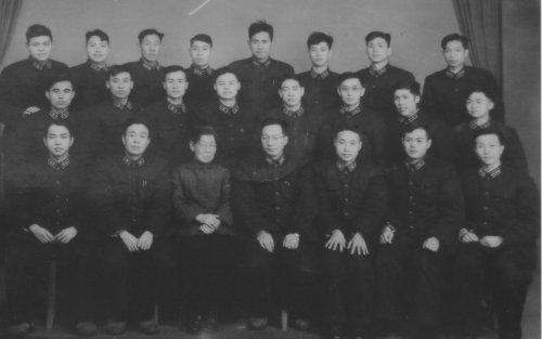 《哈军工传》连载: 第五十八章 (一) - 老藤 - tengxuyan 的博客