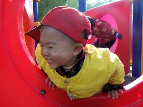 滑 梯 - 海的微笑 - 海的微笑