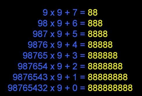 数学的魅力