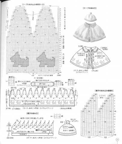 【引用】[多图]儿童毛衣(有图解) - 微笑秦子文 - 心如止水