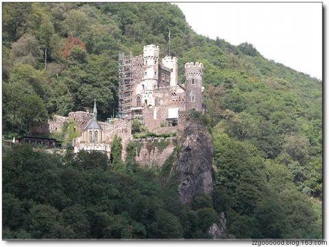 [原创]莱茵河畔的城堡 - zzgoooood - zzgoooood的博客