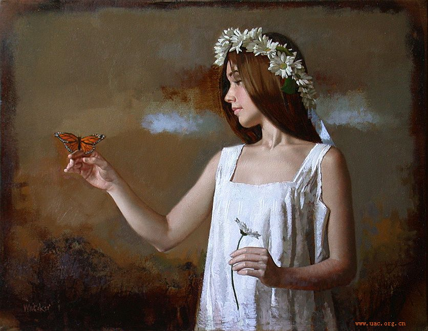 油画的魅力——美国画家威特肯 - 江振柏 - 水木白艺术空间