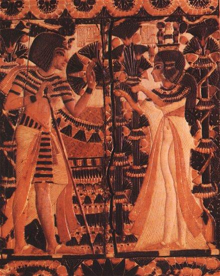 埃及行记(3)——图坦卡蒙(下) - 米兰Lady - 兰笺