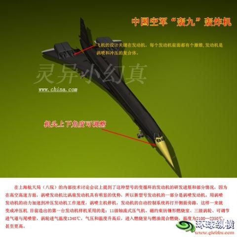 中国未来的轰炸机! - 亮★艦! - Sea Quiver