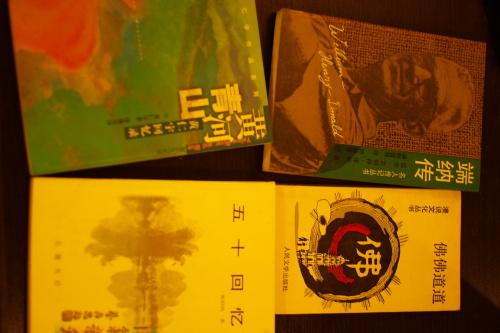 黄河青山、佛佛道道、五十回忆 - 陆新之 - 陆新之的博客
