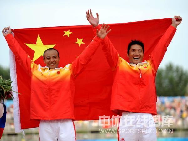 北京奥运会中国健儿金牌榜(五) - 悠游自得 - 悠游自得博客