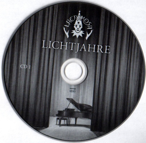 Lacrimosa(以泪洗面) - Lichtjahre 限量版 - ﹑Neverever. - 傻逼乐园