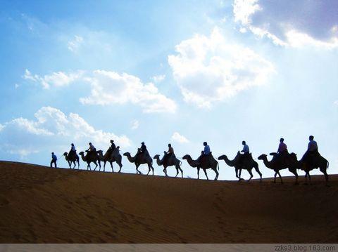 [原创]大漠之光(图) - 古川 - 古川的博客