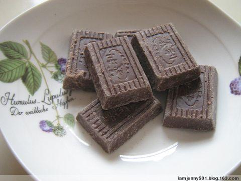 其貌不扬的巧克力曲奇我的梦幻巧克力 - 晏夕 - 我的 Slow Life