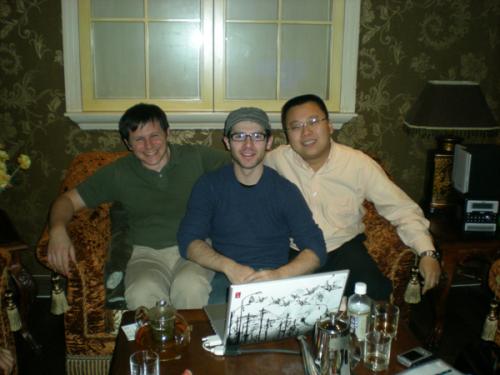 和Mozilla美国UI工程师聊浏览器市场 - 刘兴亮 - 刘兴亮的IT老巢