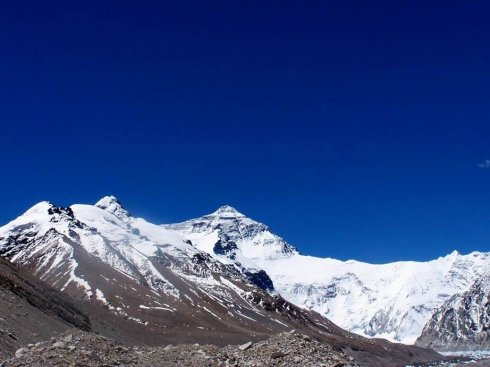 别样风情游西藏:18徒步珠峰(13) - 建龙 - 莫问回程
