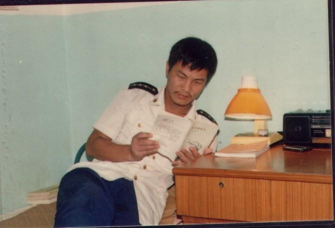 16年前永暑礁老兵的守礁日记——26 - 汉子 - 汉子的博客