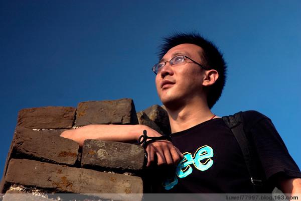 给朋友拍的旅游纪念照 - 刘炜大老虎 - liuwei77997的博客