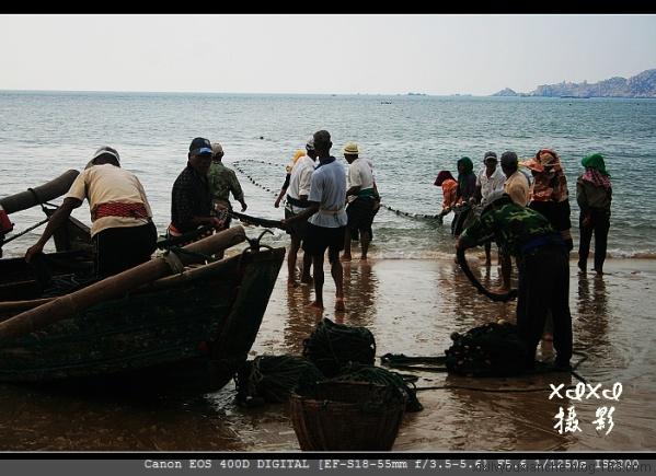 【平潭采风】3、拉网 - xixi - 老孟(xixi)旅游摄影博客