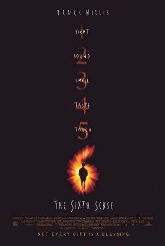 我可以看得见死人-The Sixth Sense - 天使爱蔚蓝 - 一切和前一天都不一样